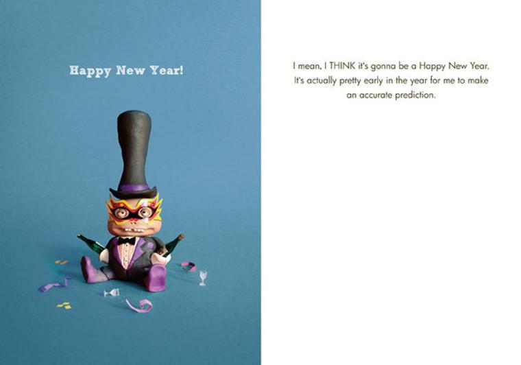 Happy New Year...I Think