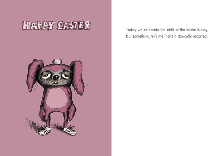 The Birth Of The Easter Bunny
