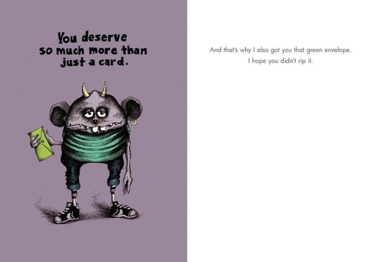 More Than A Card
