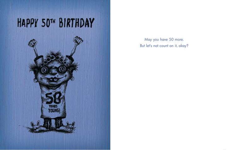 Happy 50th/50 More