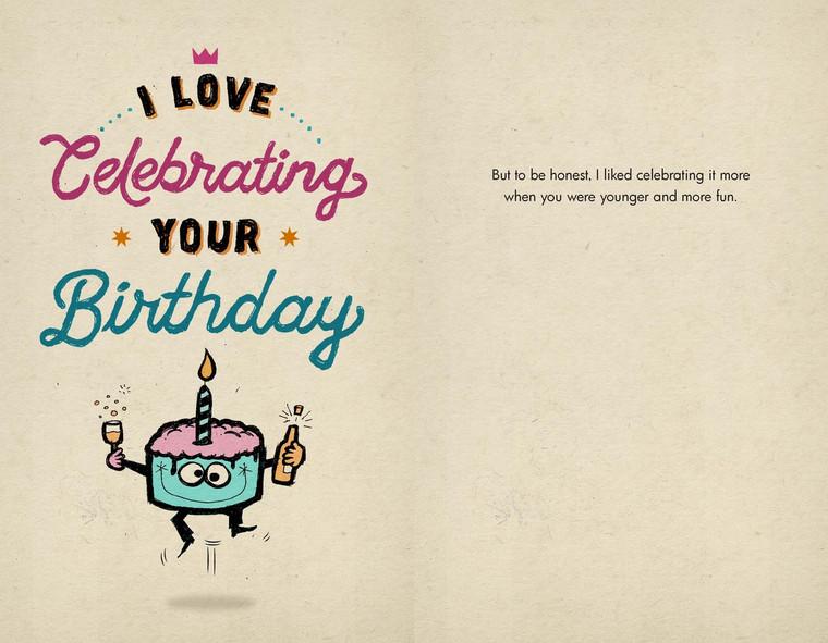I Love Celebrating You (B)