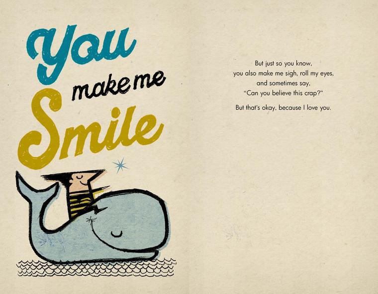You Make Me Smile (B)