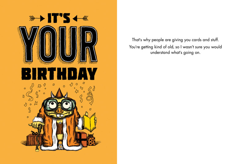 It's Your Birthday/Cards And Gifts