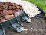 Green Best4Garden No dig Edging