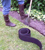 Grass edging
