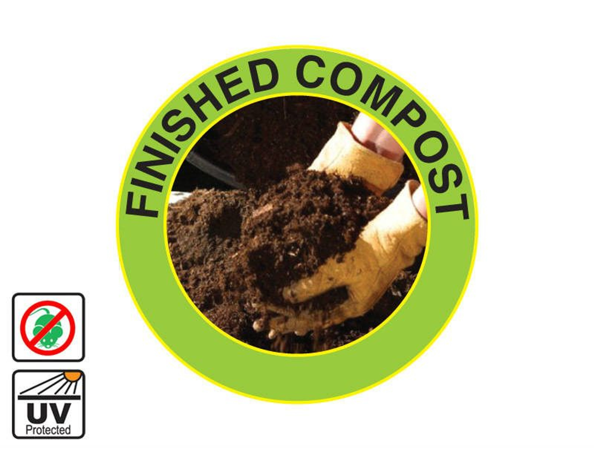 faster composting process