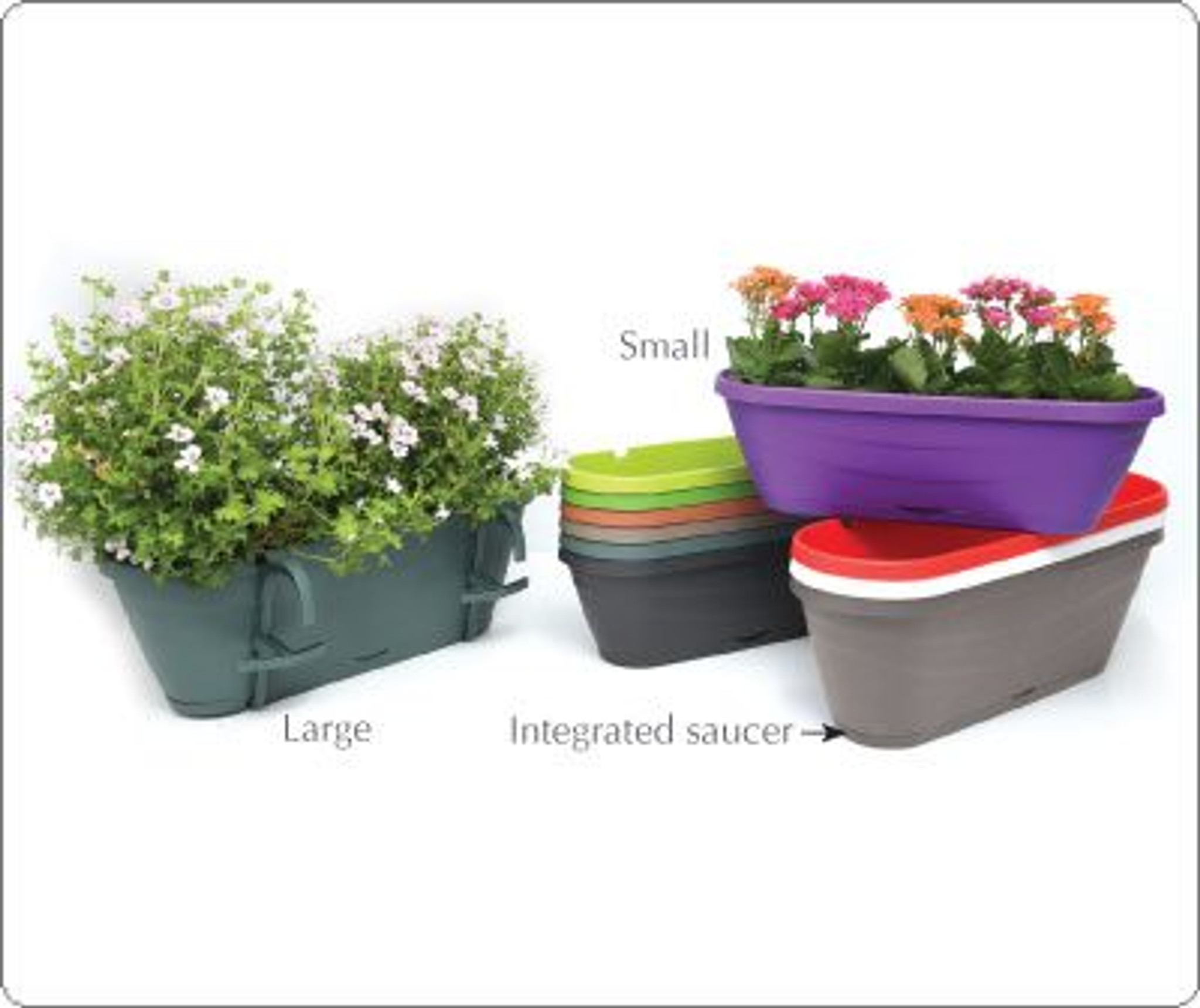6x All-purpose Hanging Window Box