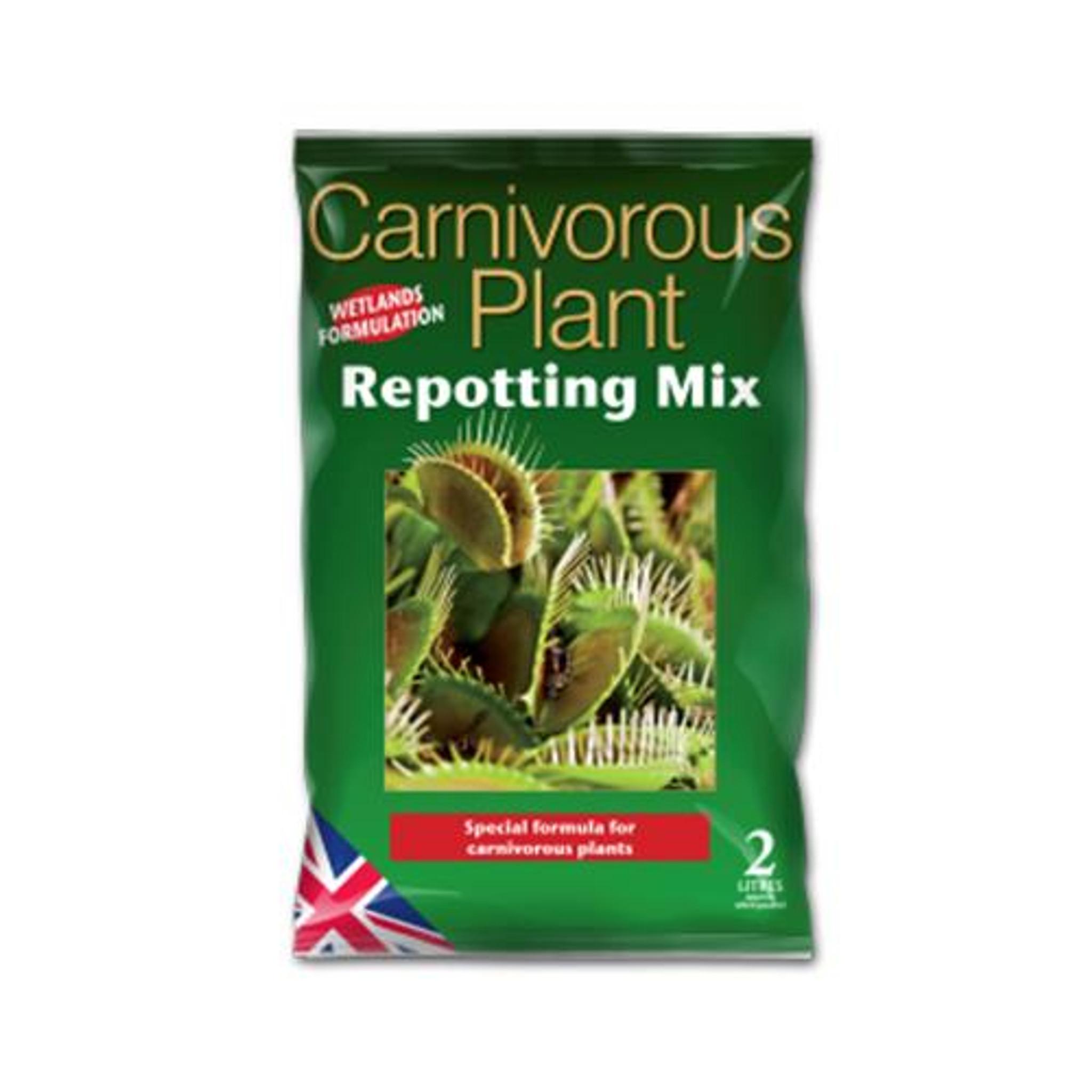 Growth Technology - Carnivorous Repotting Mix 2L