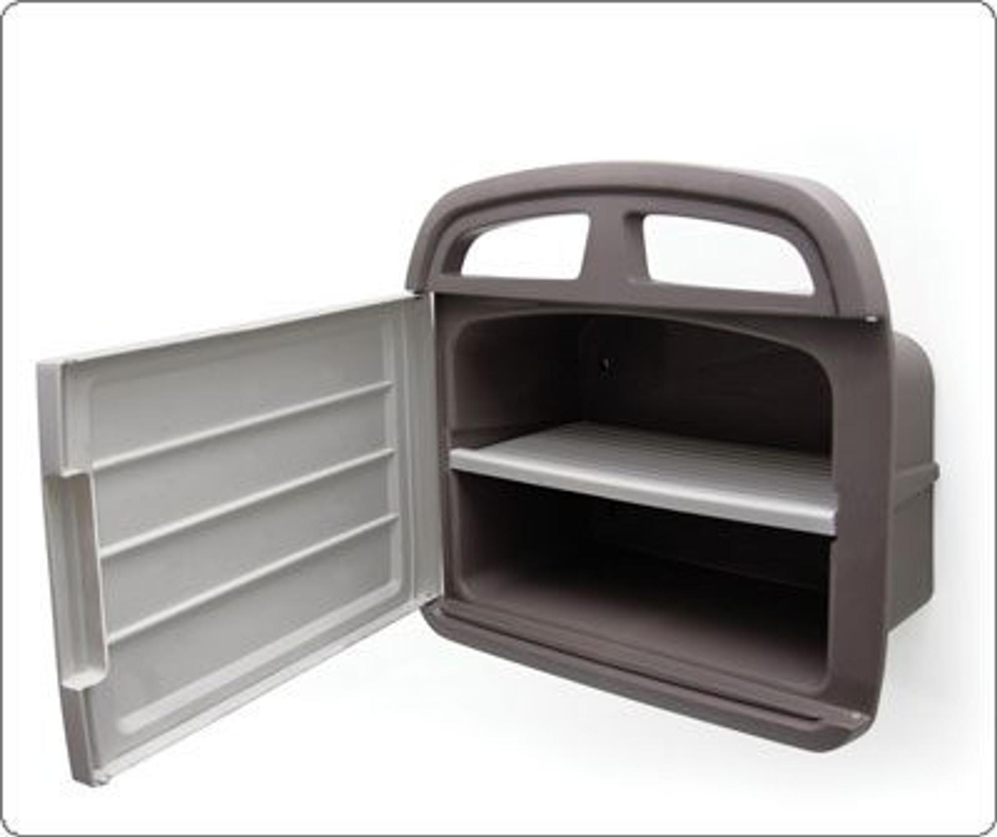 Garden outdoor shelf