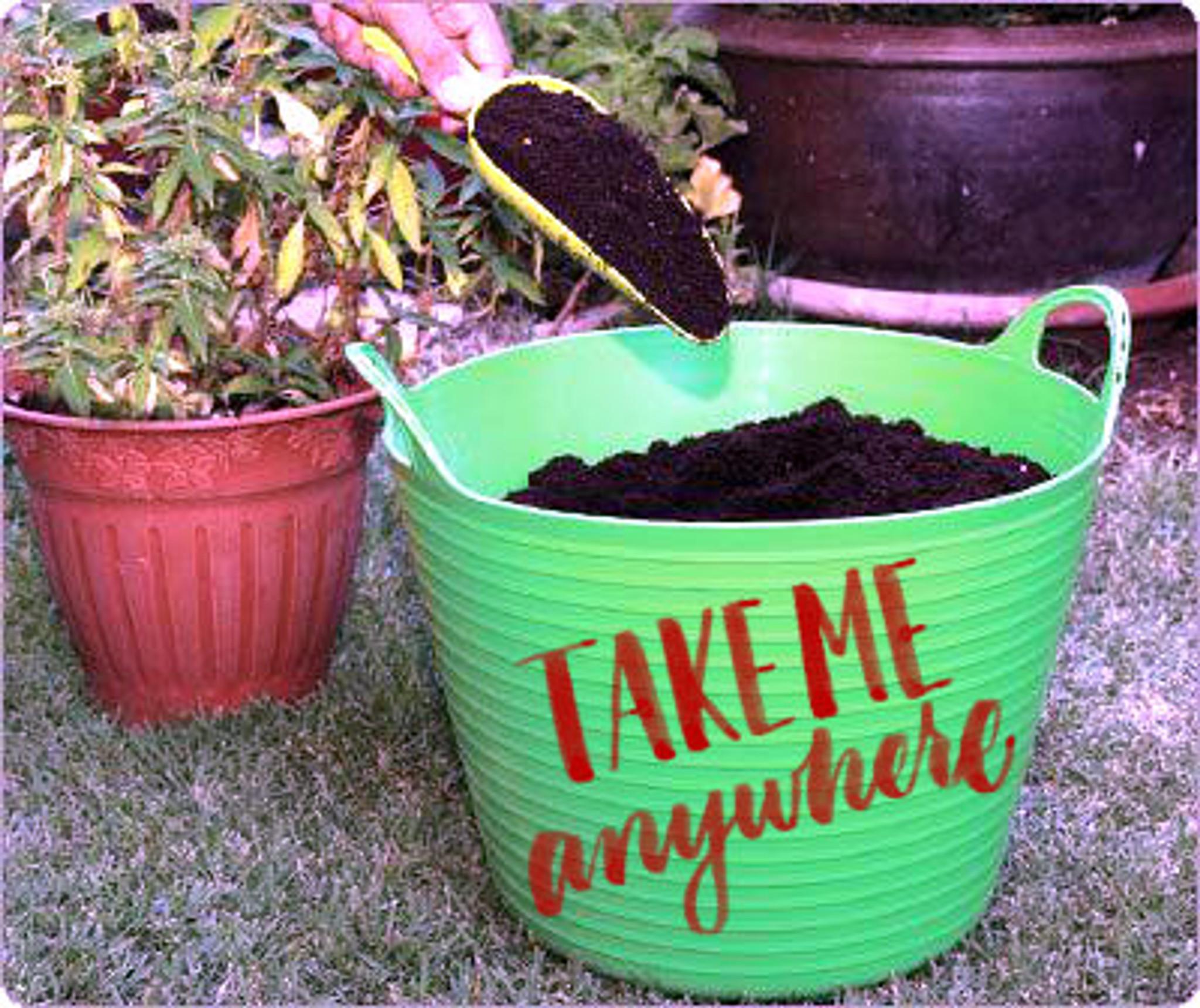 Flexi- Garden tub