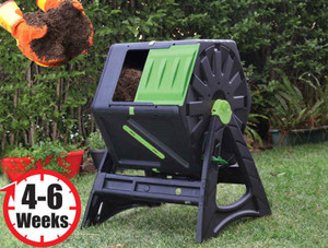 105L Easy turn composter