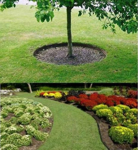 edging for lawn and flower beds