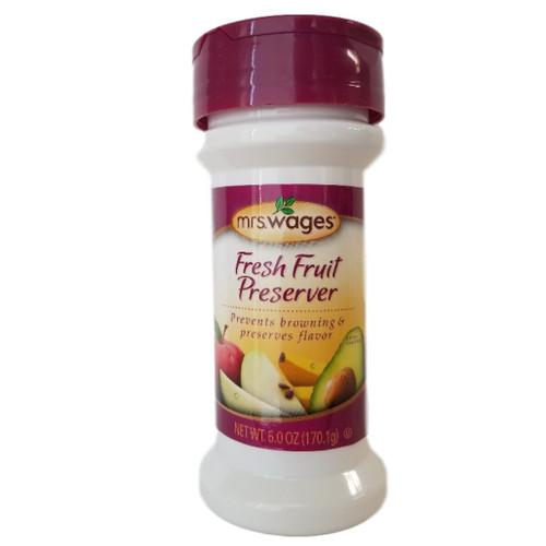 Mrs Wages Fresh Fruit Preserver
