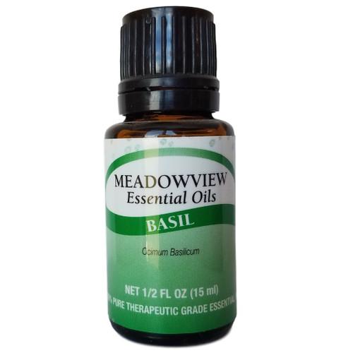 Meadowview Essential Oils Basil