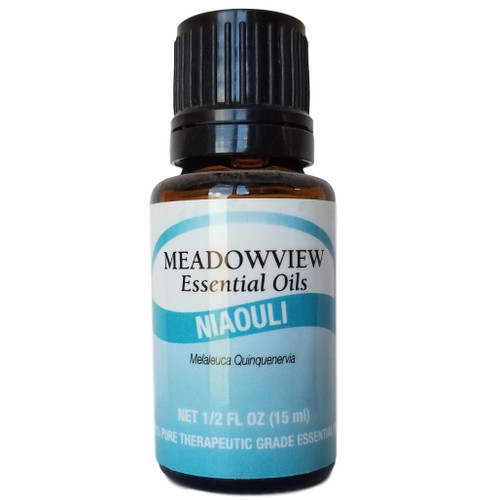 Meadowview Essential Oils Niaouli