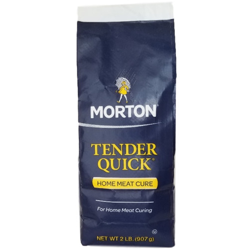 Morton Tender Quick Home Meat Cure