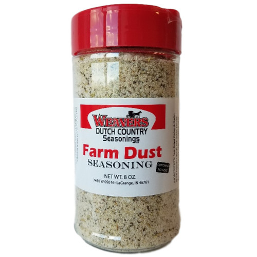 Weavers Dutch Country Seasonings Farm Dust