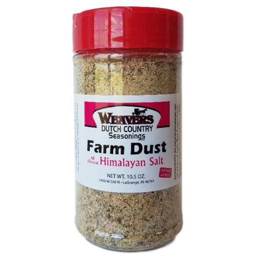 Weavers Dutch Country Seasonings Farm Dust All Natural Himylayan Salt