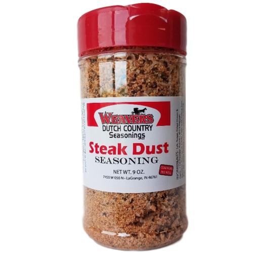 Weavers Dutch Country Seasonings Steak Dust