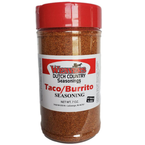 Weavers Dutch Country Seasonings Taco/Burrito