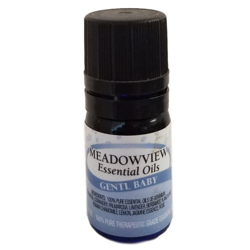 Meadowview Essential Oils Gentle Baby