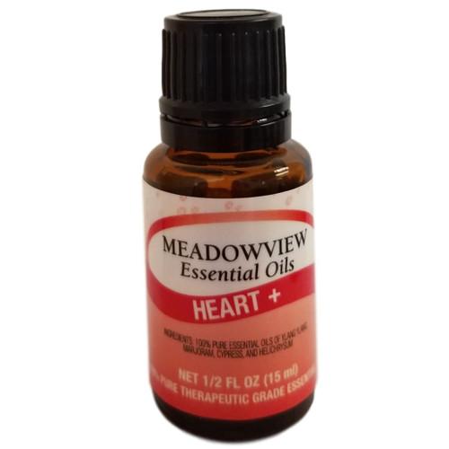 Meadowview Essential Oils Heart+