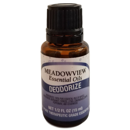 Meadowview Essential Oils Deodorize