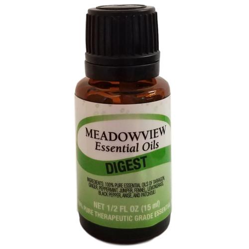 Meadowview Essential Oils Digest