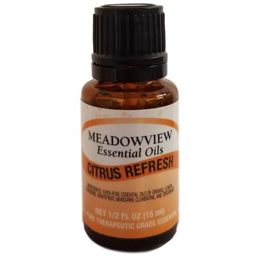 Meadowview Essential Oils Citrus Refresh