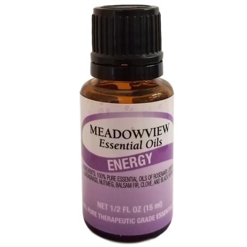 Meadowview Essential Oils Energy