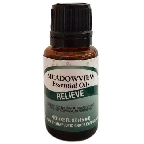 Meadowview Essential Oils Relieve