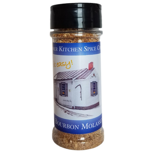 Summer Kitchen Spice Bourbon Molasses Rub