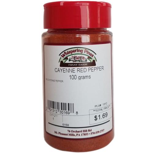 Cayenne Red Pepper