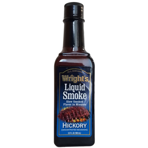 Wright's Liquid Smoke Hickory Concentrated Seasoning