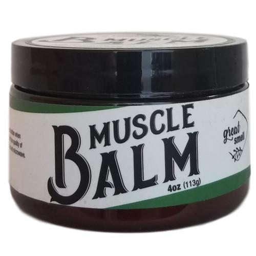 Yoder Naturals Muscle Balm
