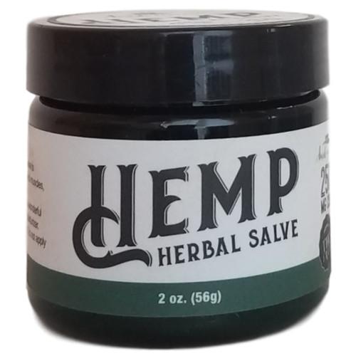 Yoder Naturals Herbal Salve with 250 mg CBD