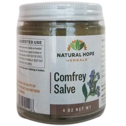 Natural Hope Herbals Comfrey Salve