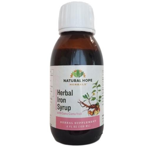 Natural Hope Herbals Herbal Iron Syrup