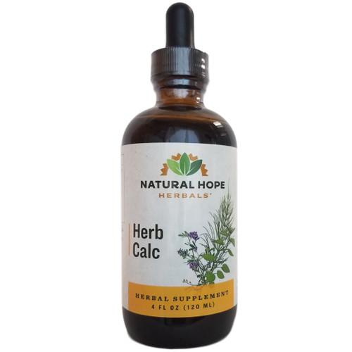 Natural Hope Herbals Herb Calc