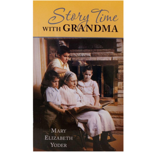 Story Time with Grandma book
