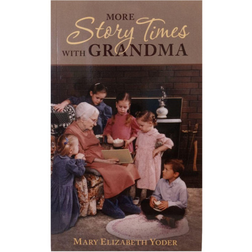 More Story Times with Grandma book
