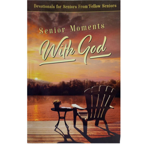 Senior Moments with God book