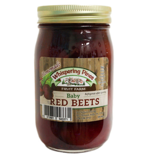 WPFF Baby Red Beets
