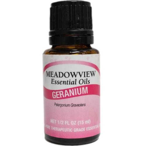 Meadowview Essential Oils Geranium