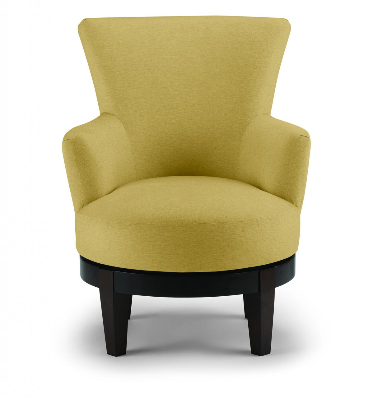 Picture of: The Justine Swivel Accent Chair Available At Orange Park Furniture Serving Orange Park Fl And Surrounding Areas
