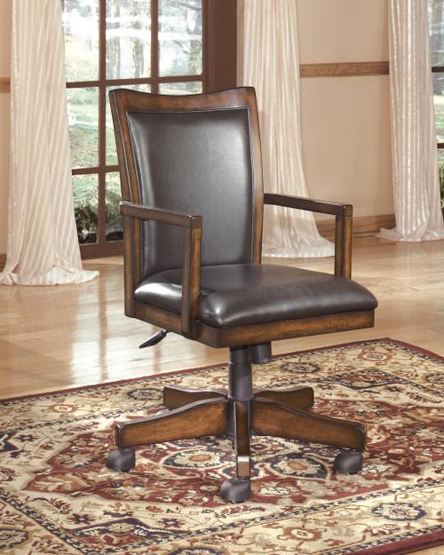 Hamlyn Swivel Desk Chair