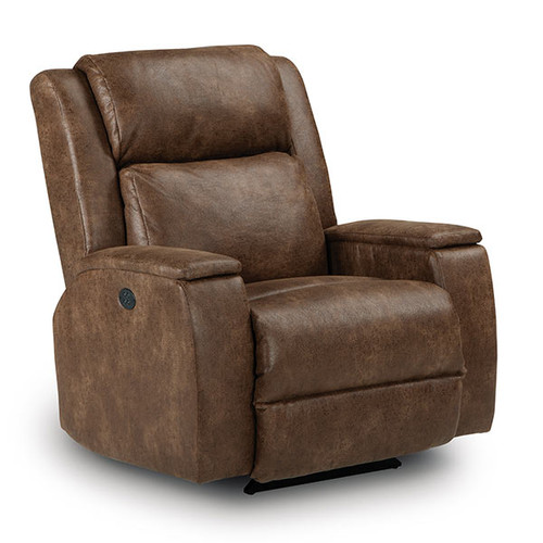 Colton Rocker Recliner with Adjustable Power Headrest
