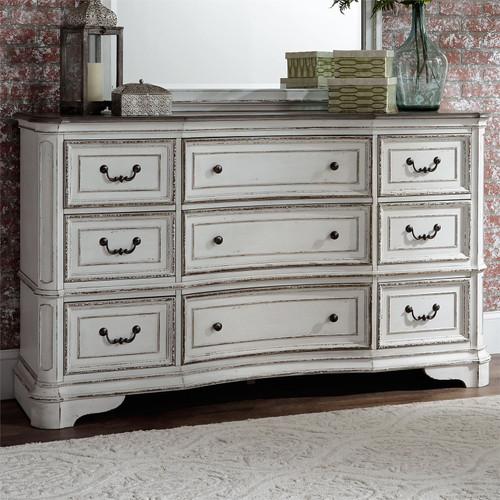 Magnolia Manor Dresser