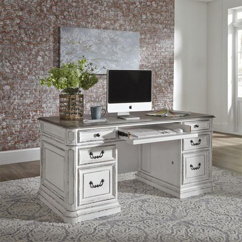 Magnolia Manor Junior Executive Desk