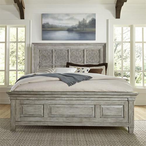 Heartland King Decorative Bed